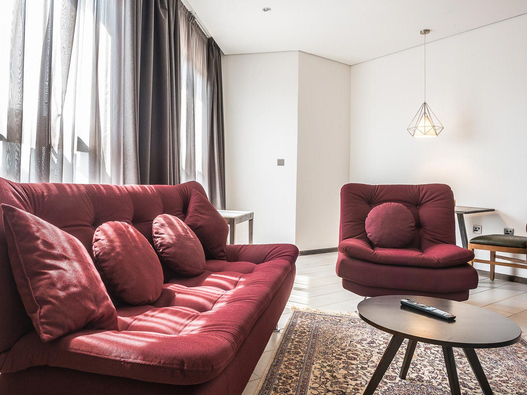 one bedroom corner studio suite 09
